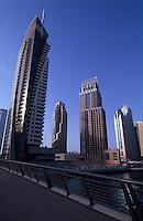 Vereinigte arabische Emirate (VAE, UAE), Dubai, in Dubai Marina