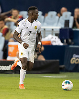 KANSAS CITY, KS - JUNE 26: Jose Rodriguez #7 during a game between Panama and USMNT at Children's Mercy Park on June 26, 2019 in Kansas City, Kansas.