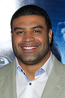 """LOS ANGELES, CA, USA - APRIL 16: Shawne Merriman at the Los Angeles Premiere Of Open Road Films' """"A Haunted House 2"""" held at Regal Cinemas L.A. Live on April 16, 2014 in Los Angeles, California, United States. (Photo by Xavier Collin/Celebrity Monitor)"""