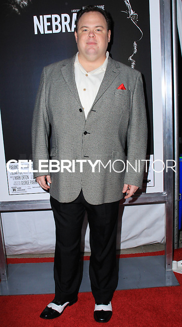 "NEW YORK, NY - NOVEMBER 06: Devin Ratray New York Special Screening of Paramount Pictures' ""Nebraska"" held at Paris Theater on November 6, 2013 in New York City. (Photo by Jeffery Duran/Celebrity Monitor)"