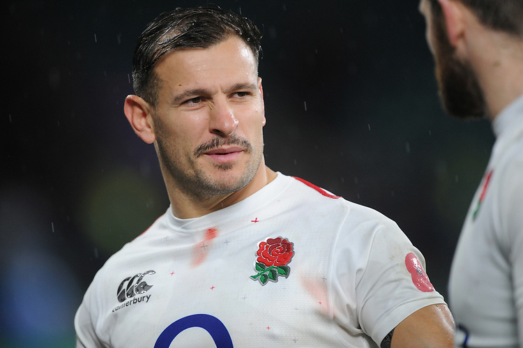 Danny Care of England during the Quilter International match between England and New Zealand at Twickenham Stadium on Saturday 10th November 2018 (Photo by Rob Munro/Stewart Communications)