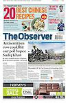 The Observer<br /> 30th April 2016