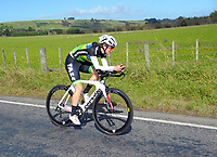 Anne Marie Guiney (Te Awamutu Cycling). Time trials on Day One of the 2018 NZ Age Group Road Cycling Championships in Carterton, New Zealand on 20 April 2018. Photo: Dave Lintott / lintottphoto.co.nz