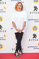 Carmen Machi attends to the photocall of presentation of short film of Gas Natural Fenosa during Sitges Film Festival in Barcelona, Spain October 05, 2017. (ALTERPHOTOS/Borja B.Hojas) /NortePhoto.com /NortePhoto.com