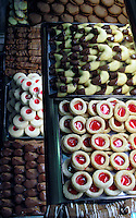 Alimentos doces. Foto de Manuel Lourenço.