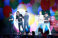 20/11/13 The Wanted at the Childline concert at the O2 in Dublin. Picture:Arthur Carron/Collins