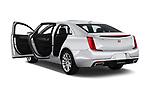 Car images close up view of a 2018 Cadillac XTS Luxury 4 Door Sedan doors