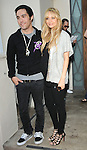 Nicole Richie & Pete Wentz at The Nicole Richie - House of Harlow 1960 - Pete Wentz -Clandenstine Industries - Switch Boutique Runway Show held at Boulevard 3. in Hollywood, California on June 04,2009                                                                     Copyright 2009 DVS / RockinExposures