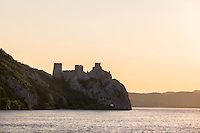 Golubac Fortress<br /> The Iron Gates of the Danube, North-eastern Serbia<br /> Đerdap national park