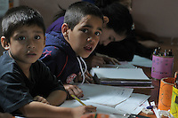 Asociacion Civil Hay Otra Esperanza in Bajo Flores slum in Buenos Aires. Social volunteers run a place where the kids of paco addicts can make their school homework and stay safe since their parents are not reliable to take care of them