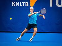 Amstelveen, Netherlands, 18  December, 2020, National Tennis Center, NTC, NK Indoor, National  Indoor Tennis Championships,   :  Igor Sijsling  (NED) <br /> Photo: Henk Koster/tennisimages.com