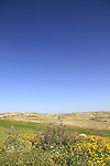 A view towards site of biblical Ramah