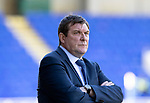 St Johnstone v Ross County…12.05.18…  McDiarmid Park    SPFL<br />An unhappy Tommy Wright<br />Picture by Graeme Hart. <br />Copyright Perthshire Picture Agency<br />Tel: 01738 623350  Mobile: 07990 594431
