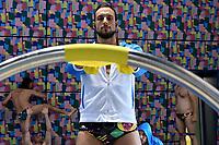 Matteo Aicardi Pro Recco <br /> Trieste 26/05/2019 Centro Federale Bruno Bianchi   <br /> Campionato Italiano Final Six Unipolsai <br /> Pallanuoto Uomini  <br /> Finale 1/2 posto <br /> AN Brescia - Pro Recco <br /> Foto Andrea Staccioli/Deepbluemedia/Insidefoto