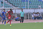 Action during the AFC CUP 2016 of the Group G Match Day 3 16 March 2016 Ayeyawady United (MYA) VS JSW Bengaluru FC (IND) at Youth Training Centre, Yangon  Photo by Power Sport Images