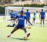 24.06.2019 Rangers training in Algarve: Alfredo Morelos