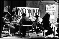 Sarajevo, 1991, carovana per la pace