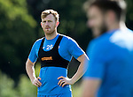 St Johnstone Training….26.08.16<br />Liam Craig pictured during training this morning at McDiarmid Park who has agreed a loan deal with East Fife<br />Picture by Graeme Hart.<br />Copyright Perthshire Picture Agency<br />Tel: 01738 623350  Mobile: 07990 594431