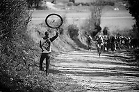 no race with more flat tires than the Tro Bro Léon...<br /> <br /> 33th Tro Bro Léon 2016