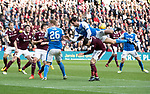 Hearts v St Johnstone…21.10.17…  Murrayfield…  SPFL<br />