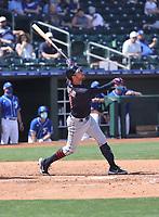 Jordan Luplow - Cleveland Indians 2021 spring training (Bill Mitchell)