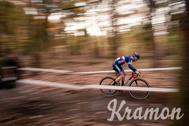 UEC Cyclocross European Championships 2020 - 's-Hertogenbosch (NED)<br /> <br /> Elite MEN<br /> <br /> ©kramon