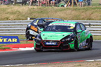 Rounds 3,4 & 5 of the 2020 British Touring Car Championship. #96 Jack Butel. EXCELR8 with TradePriceCars.com. Hyundai i30N.