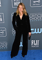 SANTA MONICA, USA. January 12, 2020: Merritt Wevwe at the 25th Annual Critics' Choice Awards at the Barker Hangar, Santa Monica.<br /> Picture: Paul Smith/Featureflash