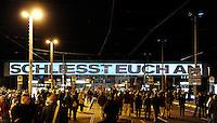 9.Oktober 1989 in Leipzig - Lichtfest - Stationen am Ring - Lichtinstallationen - im Bild: Station Nr. 14 . Foto: Norman Rembarz..Norman Rembarz , ,Holbeinstr. 14, 04229 Leipzig, Tel.: 01794887569, Hypovereinsbank: BLZ: 86020086, KN: 357889472, St.Nr.: 231/261/06432 - Jegliche kommerzielle Nutzung ist honorar- und mehrwertsteuerpflichtig! Persönlichkeitsrechte sind zu wahren. Es wird keine Haftung übernommen bei Verletzung von Rechten Dritter. Autoren-Nennung gem. §13 UrhGes. wird verlangt. Weitergabe an Dritte nur nach  vorheriger Absprache..