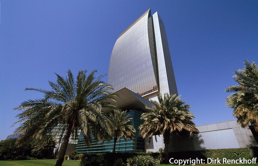 Vereinigte arabische Emirate (VAE, UAE), Dubai, National Bank of Dubai