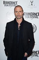 "director, Gabriel Range<br /> arriving for the ""Stardust"" premiere part of the Raindance Film Festival 2020, at the Mayfair Hotel, London.<br /> <br /> ©Ash Knotek  D3563 28/10/2020"