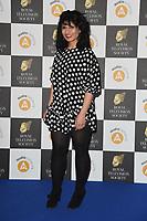Shappi Khorsandi<br /> arriving for the RTS Awards 2019 at the Grosvenor House Hotel, London<br /> <br /> ©Ash Knotek  D3489  19/03/2019
