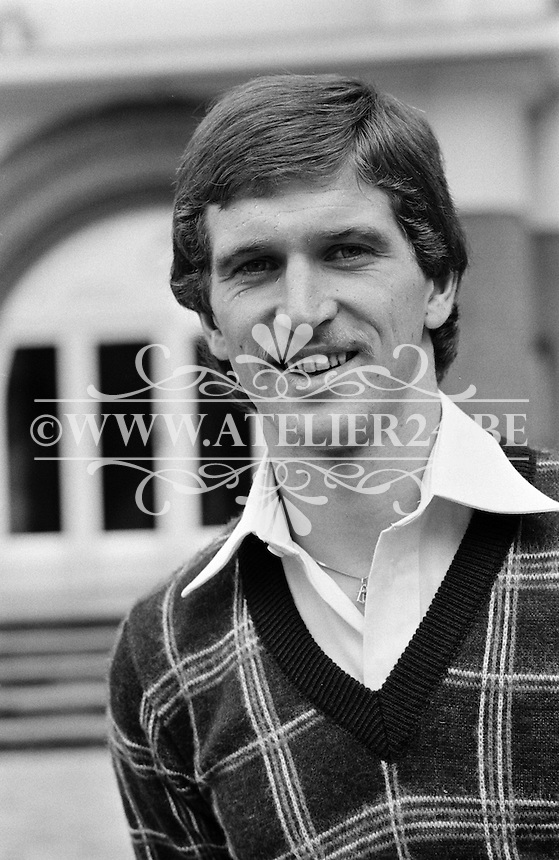 1977. RSC Anderlecht. Ludo Coeck.