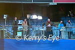 RTE pundits during the Joe McDonagh Cup Final match between Kerry and Antrim at Croke Park in Dublin.