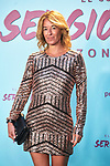 Monica Martin Luque in the world preview of EL CORAZÓN DE SERGIO RAMOS, documentary series about the life of the captain of Real Madrid and the Spanish Soccer Team, at the Reina Sofía Museum on September 10, 2019 in Madrid, Spain.<br />  (ALTERPHOTOS/Yurena Paniagua)