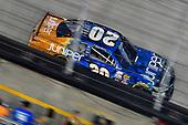 NASCAR XFINITY Series<br /> Food City 300<br /> Bristol Motor Speedway, Bristol, TN USA<br /> Friday 18 August 2017<br /> Daniel Suarez, Juniper Toyota Camry<br /> World Copyright: Nigel Kinrade<br /> LAT Images
