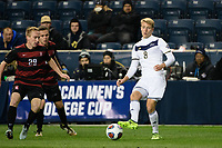 Chester, PA - Friday December 08, 2017: Morgan Hackworth The Stanford Cardinal defeated the Akron Zips 2-0 during an NCAA Men's College Cup semifinal match at Talen Energy Stadium.