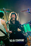 Stuart Cable the former Stereophonics drummer playing with his band Killing for Company in late Feb of this year. He has been found dead at his home in South Wales..