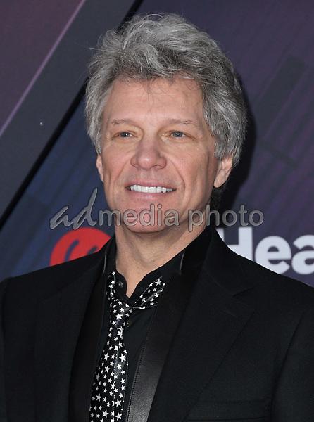 11 March 2018 - Inglewood, California - Jon Bon Jovi. 2018 iHeart Radio Awards held at The Forum. Photo Credit: Birdie Thompson/AdMedia