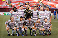 FC Dallas starting XI. FC Dallas defeated the NY Red Bulls 2-1 at Giants Stadium, East Rutherford, NJ, on May 24, 2006.
