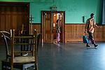 The Royal Central School of Speech and Drama.<br /> PROTEST<br /> Director: Jemima James<br /> Producer: Amanda Brennan<br /> Cast: Adam Jefferys, Martha Dunlea, Laurence Perry, Ayaaz Tariq, Valeria Barajas Suaste<br /> MA Acting for Screen