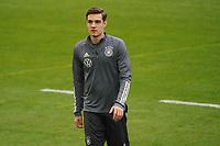 Florian Neuhaus (Deutschland Germany) - 23.03.2021: Training der Deutschen Nationalmannschaft vor dem WM-Qualifikationsspiel gegen Island, Merkus Spiel Arena Duesseldorf