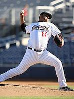 Matt Nevarez - Peoria Javelinas - 2010 Arizona Fall League.Photo by:  Bill Mitchell/Four Seam Images..