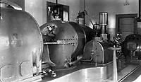 Coal Mine Power Plant<br /> <br /> Lovett, Alberta, 1916. From the Godby Family fonds,