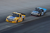 NASCAR Camping World Truck Series<br /> Bar Harbor 200<br /> Dover International Speedway, Dover, DE USA<br /> Friday 2 June 2017<br /> Todd Gilliland, Pedigree Toyota Tundra, Parker Kligerman, Food Country USA / Lopez Wealth Management Toyota Tundra<br /> World Copyright: John K Harrelson<br /> LAT Images<br /> ref: Digital Image 17DOV1jh_03420