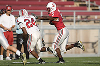 12 April 2007: Anthony Kimble during Stanford's Spring Game at Stanford Stadium in Stanford, CA.