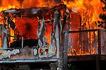 Controlled burn, Oregon