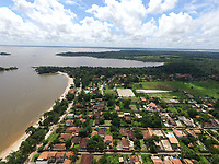 Praia do Paraíso.<br />