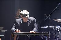 "Montreal (Qc) CANADA, Novembre 5, 2007-<br /> Yves "" Dr Weld "" Desrosier perform at TRAINZ show during the Coups de Coeur Francophones 2007 - Montreal.<br /> <br /> photo (c)  Images Distribution"