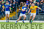 Tom O'Sullivan, Kerry in action against Robin Clarke, Meath during the Allianz Football League Division 1 Round 4 match between Kerry and Meath at Fitzgerald Stadium in Killarney, on Sunday.